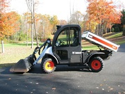 2008 Bobcat 5600 Toolcat Utility Work Machine
