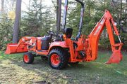 2011 Kubota BX25 TLB 4WD