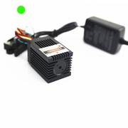 Constant Beam Emitting High Power Green Laser Diode Module