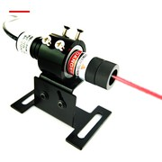 Precisely Aligning 100mW Pro Red Line Laser Alignment